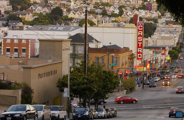 castro_market.jpg. Photo credit: JohnMinSF. An elderly pedestrian was taken ...