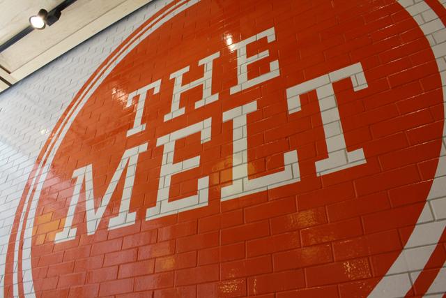 The Melt and Glazed Thin Brick