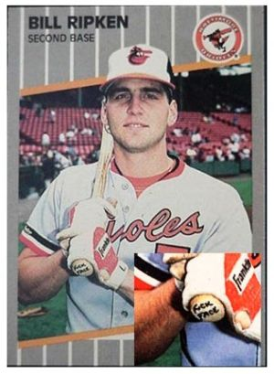 anniversary of the infamous 1989 Fleer Billy Ripken baseball card,