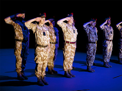 Go Do This Thing Tonight: 'Black Watch' At The Armory
