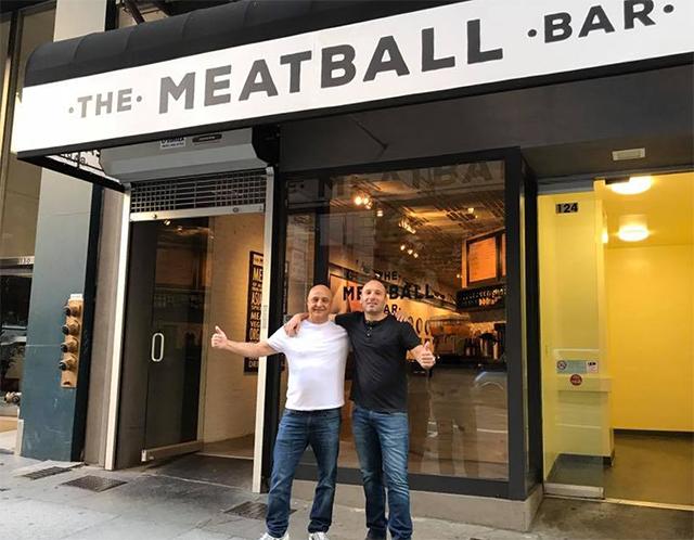 Meatball bar