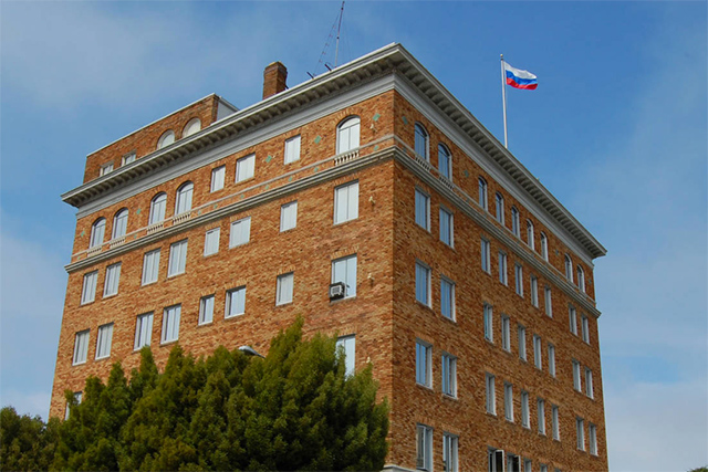 Francisco Russian Embassy 38
