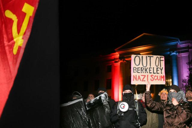 Berkeley cancels Milo Yiannopoulos talk after violent protests