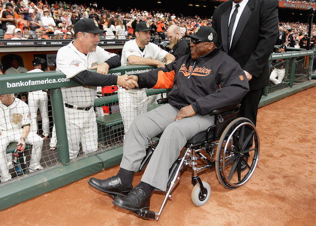 Baseball Great Willie McCovey Pardoned By Obama