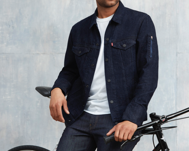 Google and Levi's Collaborate to Create Tech Equipped Commuter Trucker Jacket